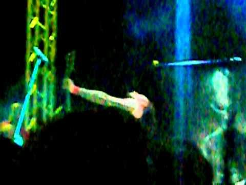 Belphegor - Bondage Goat Zombie @live at Metal Valley Rossiglione (10 07 2011)