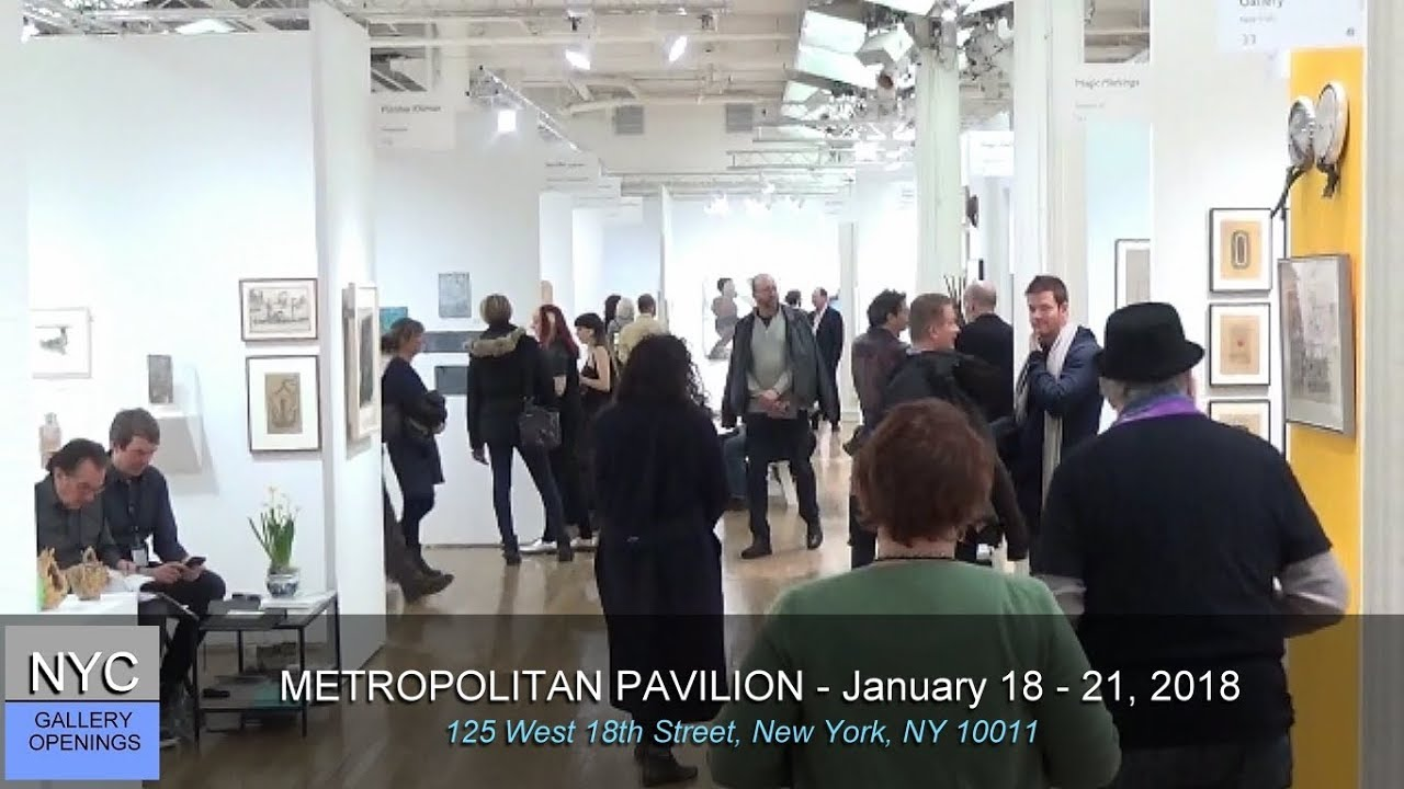 Wealthy Outsider Artist With >> Outsider Art Fair 2018