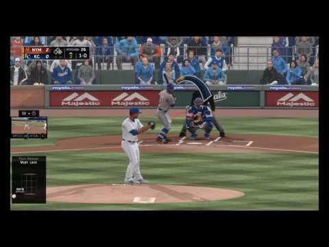 MLB The Show 16 : Kansas City Royals Franchise Mode