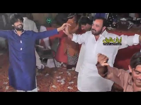 Nice dance by Zeeshan rokhri in shadi programe