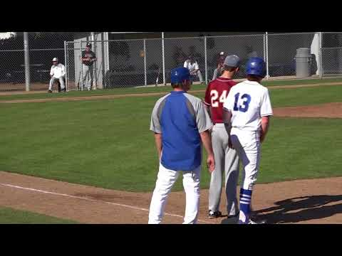 Los Altos Varsity Eagles vs Cupertino Pioneers - Wednesday 03/28/2018