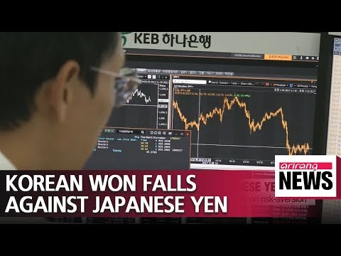 Won/yen Exchange Rate Highest In 26 Months, Average Of 31 Won Increase In A Month