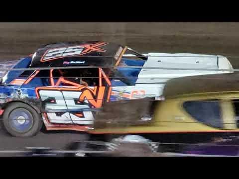 Stock car feature Salina Speedway 9.20
