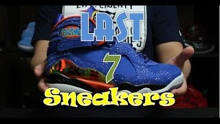 Last 7 Sneakers Worn | Rotation Ep 6 #Sneakertopia