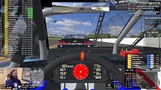iRacing NASCAR Class A Fixed at Daytona 2/17/2018