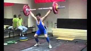 видео Развитие тяжелой атлетики