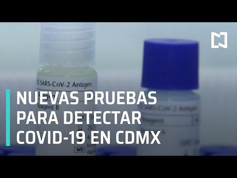 ¿Cómo funcionan las pruebas rápidas para COVID-19? - Al Aire