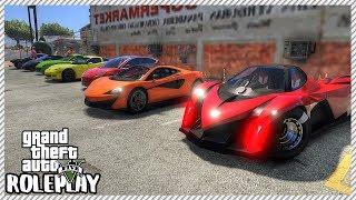 Download Lagu GTA 5 Roleplay - Devel Sixteen Shuts Down HUGE Car Meet RedlineRP MP3