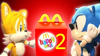 Sonic the Hedgehog  Tails' Happy Meal 2!