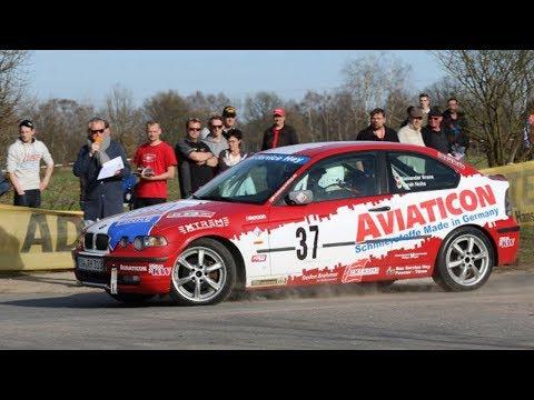 [ONBOARD] Stormarn Rallye 2018 - Alexander Brase - Sarah Nolte - BMW E46 318ti - G18 - WP4,5,6,7