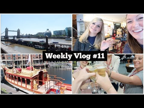 London with Karla  l  Weekly Vlog #11  l  aclaireytale