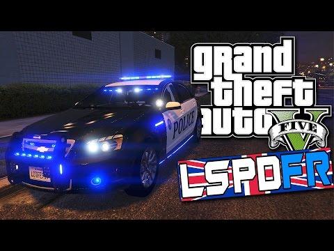 GTA 5 LSPDFR #20 - | EPIC NEON CHEVROLET CAPRICE COP CAR | Taking Down A Burglar |