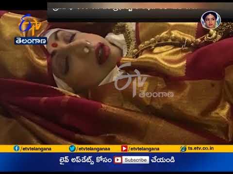 Sridevi Last Journery   From Celebration Sports Club to Vile Parle Seva Samaj   LIve