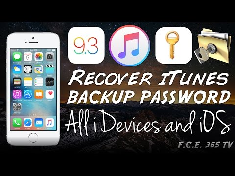How To Recover Itunes Backup Word