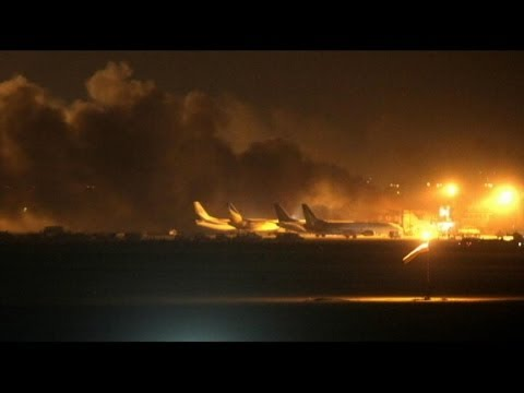 Taliban Claim Responsibility for Pakistan Airport Attack