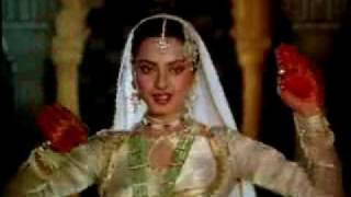 In aankhon ki masti ke - Umrao Jaan 1981