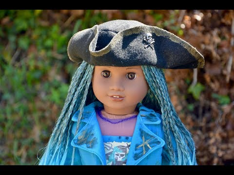 American Girl Doll Uma Disney Descendants 2