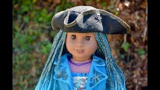 American Girl Doll Uma Disney Descendants 2