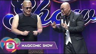GOKIL!! Deddy Tantang Gilang Pilih Remasan Kertas, dan Hasilnya!?! - Magicomic Show
