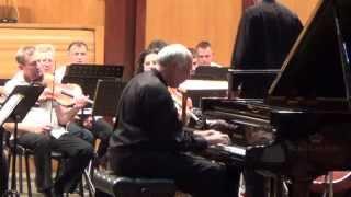 В А Моцарт Концерт 25 до мажор для фортепиано с оркестром