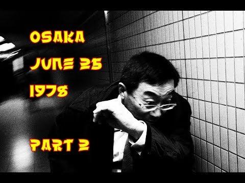 JAPANESE WEEKEND - Van Halen LIVE IN OSAKA, June 25, 1978 (2/2)