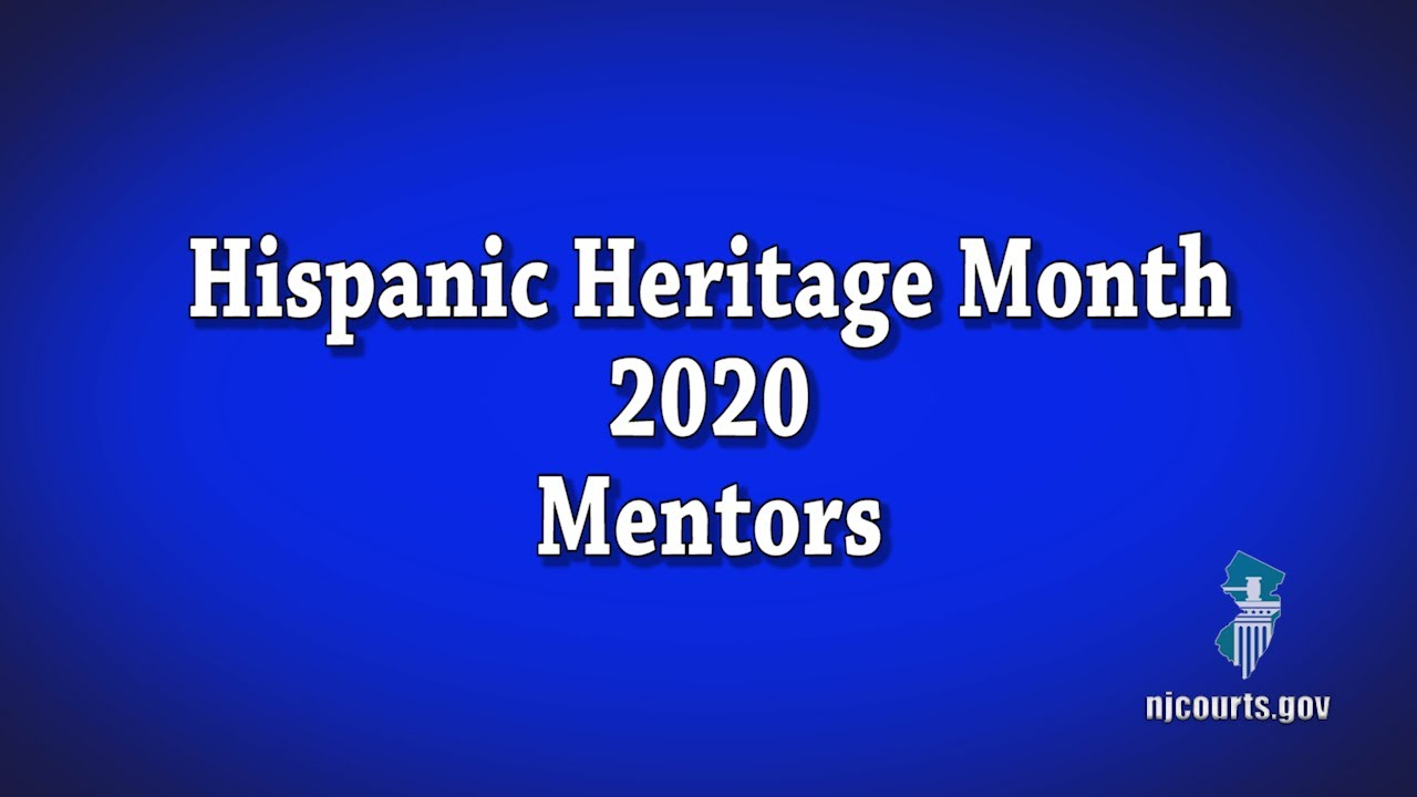 Hispanic Heritage Month 2020 1 - YouTube