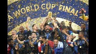 World Cup 2018 Montage - Sanctuary