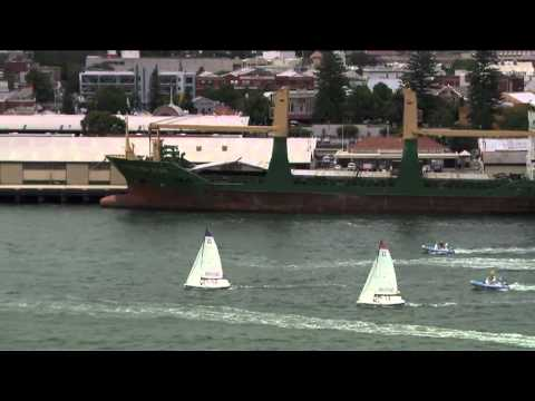 Perth 2011 ISAF Worlds - 4 December 2011