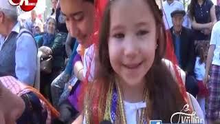 """Kültür Kervanı """"Ahmetli Köyü Yörük Türkmen Efeleri Derneği Şöleni""""   2016"""
