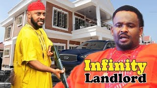 Infinity Landlord Part 1amp2 - Yul Edochie And  ZUBBY Micheal Latest Nollywood Movies