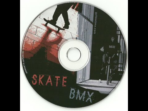 Skate And Bmx on Sporty DVD