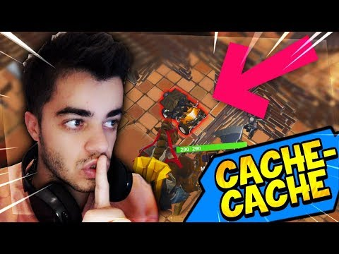 Fortnite - *NEW* CACHE CACHE FUN VERSION KART !!