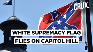 Why Did Trump Supporters Wave Confederate Flag Inside Capitol Hill?