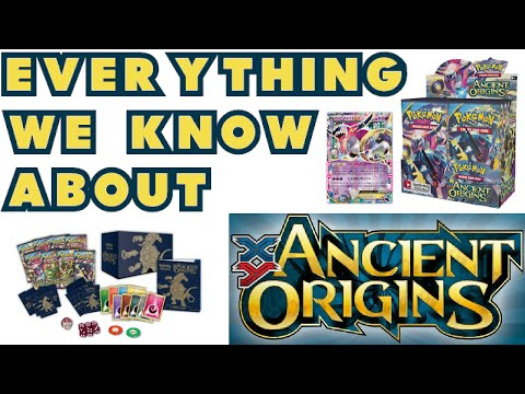Everything We Know About Ancient Origins - XY7 Bandit Ring News Pokemon TCG