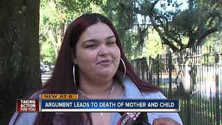 Man shoots, kills his girlfriend and her 10-year-old son inside Tampa apartment complex
