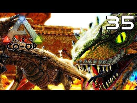 🔥 ARK Survival Evolved CO-OP [#35] WYKLUWAMY NOWE WYWERNY!