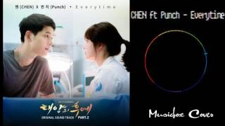 [Music box Cover] CHEN (EXO) & Punch – Everytime