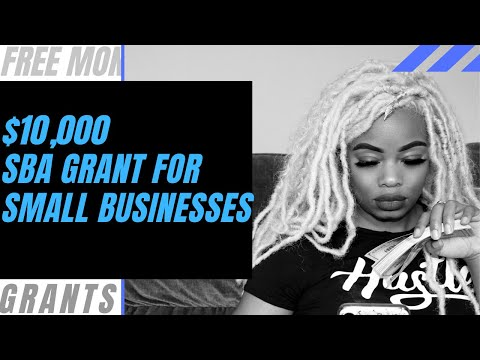 how-to-apply-for-$10,000-sba-grant-|-covid-19-relief