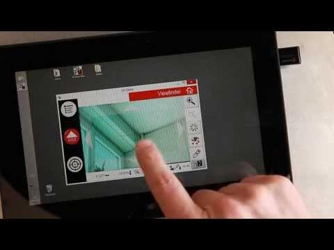 Leica 3D DISTO - Interface pour tablette et PC