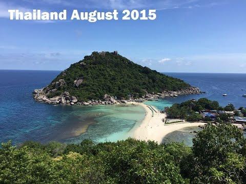 Thailand August 2015: Koh Samui