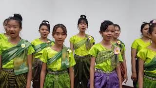 Blessing (2 Cor 13:13/ Johann Kim/ Cambodia Hosanna Choir)