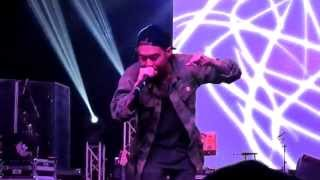 [HD FANCAM] Are We There Yet- Dumbfoundead (With Lyrics) at 2nd GGC Anniversary 150405