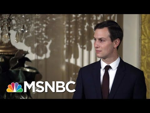 White House Security Clearances In The Spotlight | Morning Joe | MSNBC