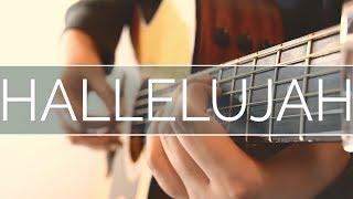 Leonard Cohen / Jeff Buckley | Hallelujah | Fingerstyle Guitar