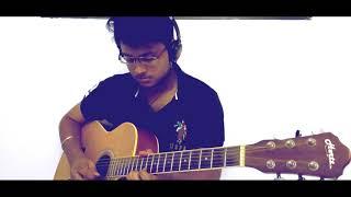 Friendship Day Special - Tere Jaisa Yaar Kahan Instrumental Guitar Cover | Rahul Jain