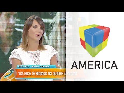 La dura reacción de Luciana Salazar cuando Amalia Granata habló de Redrado en televisión
