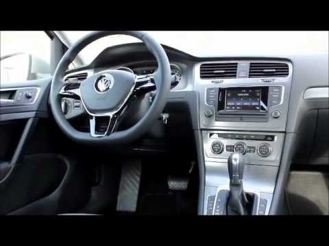 test volkswagen golf 1 6 tdi dsg trendline youtube. Black Bedroom Furniture Sets. Home Design Ideas