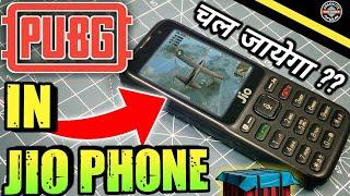 Pubg Mobile: Play Pubg mobile in jio phone | All Doubts clear | Can you play pubg in jio phone??