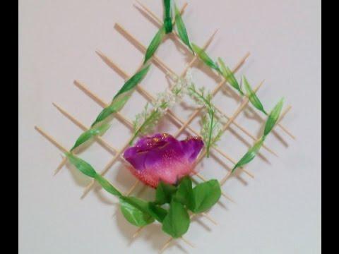 DIY Craft Ideas _ Handmade Decoration - How to Make Wall ...