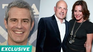 EXCLUSIVE: Andy Cohen on How 'RHONY' Will Handle Luann de Lesseps' Divorce